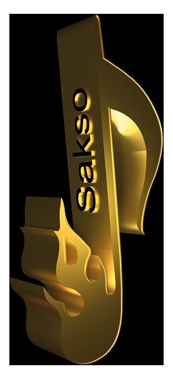 Sakso logo